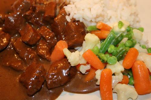 köttgryta recept nötkött